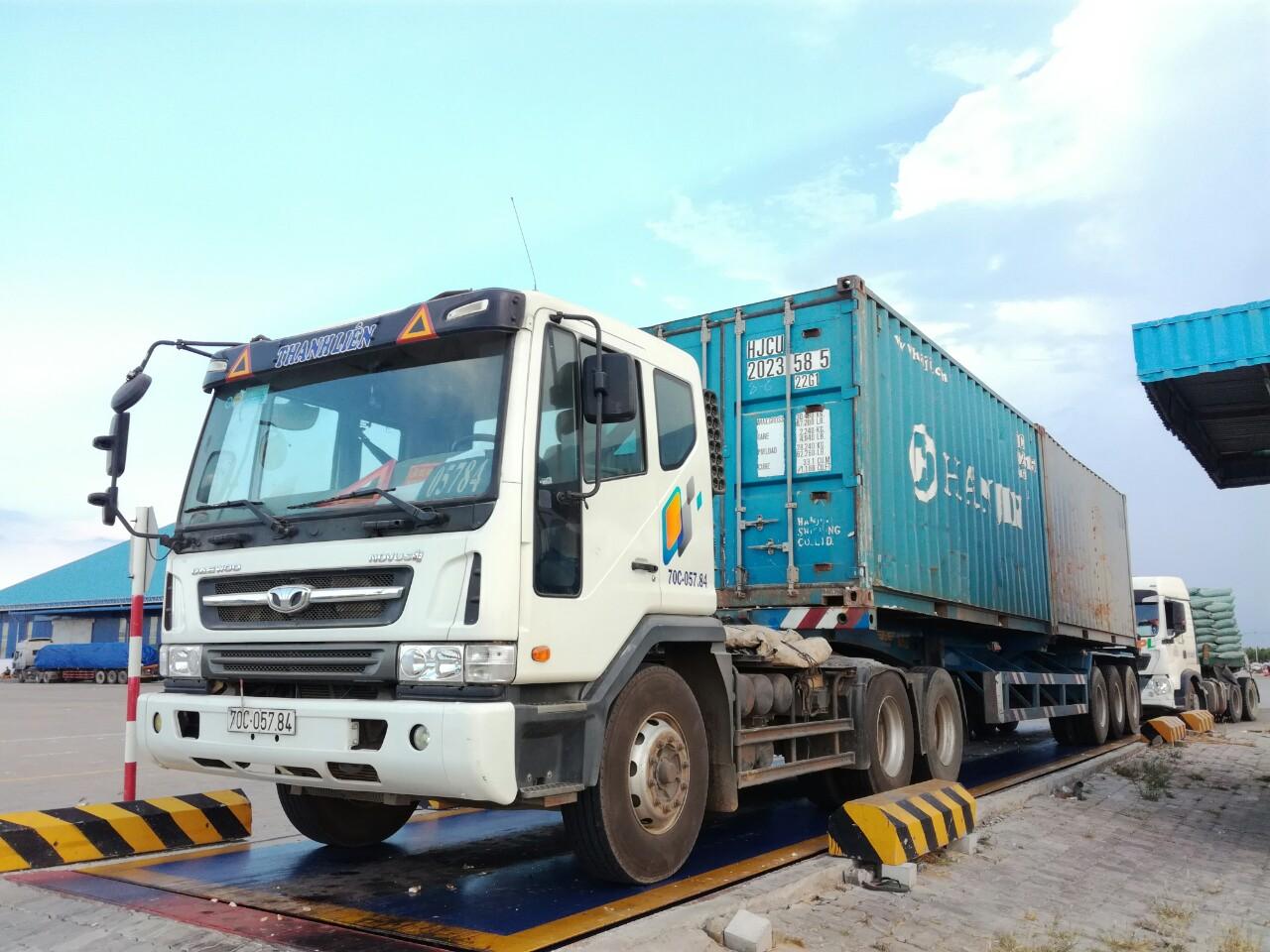 trucking cargo service to kratie