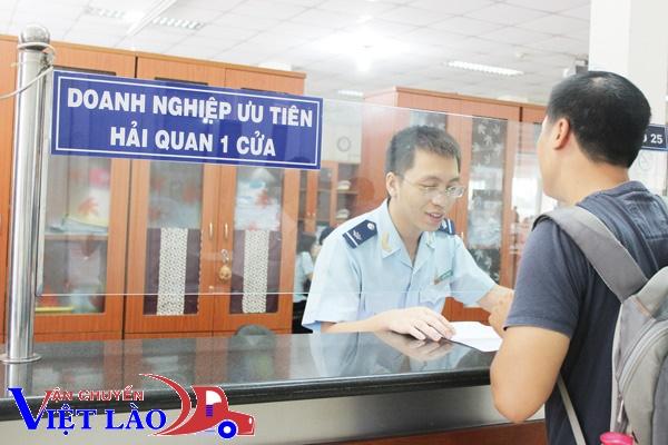 Hình thức làm Hải Quan và khai báo thuế tại cửa khẩu