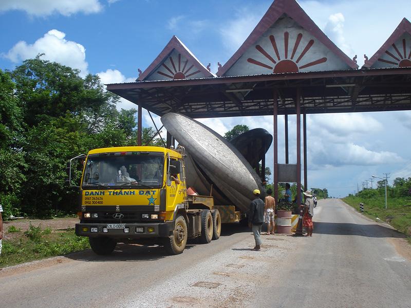 Dịch vụ vận chuyển hàng hóa đi Trung Quốc