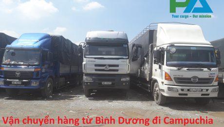 Vận chuyển hàng từ Bình Dương đi Battampang