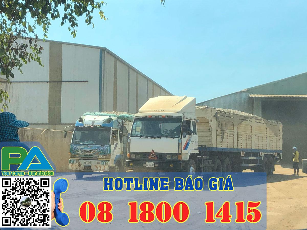 Vận chuyển hàng đi Phnompenh