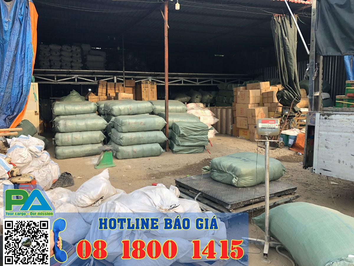 Kho Vận chuyển hàng hóa đi Campuchia