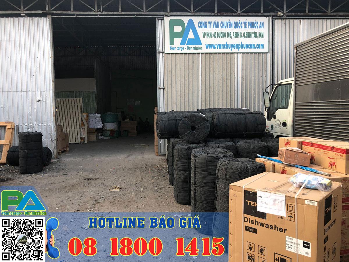 Kho chuyển hàng đi đà lạt tại TP HCM