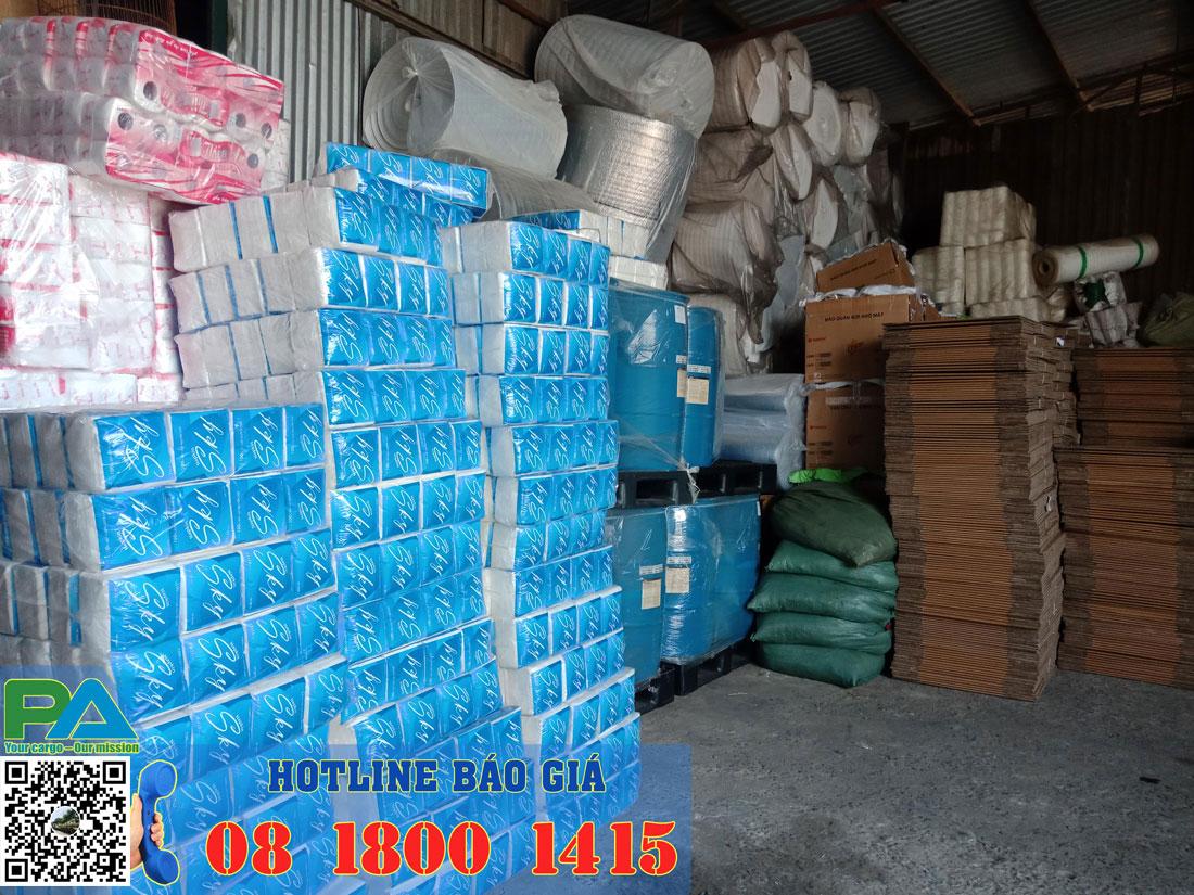 Hàng hóa vận chuyển đi Gia Lai trong ngày