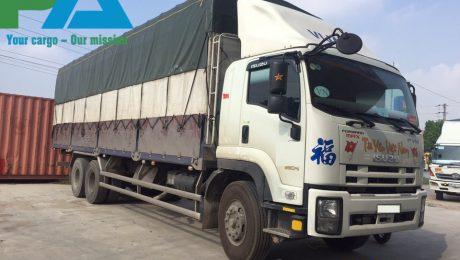 Vận chuyển hàng hóa từ Đà Nẵng đi Pakse