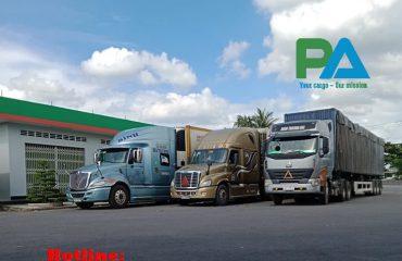 Vận chuyển hàng hóa từ Hồ Chí Minh đi Lào