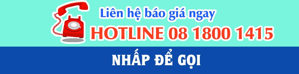 Số hotline 08 1800 1415
