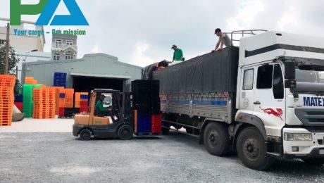Vận chuyển hàng từ Bình Dương đi Kampong Cham