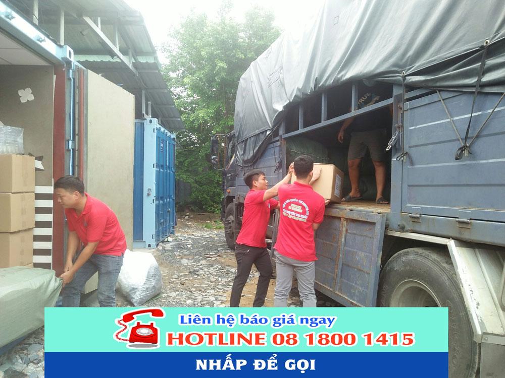 Vận chuyển hàng từ Hà Nội đi Phú Quốc