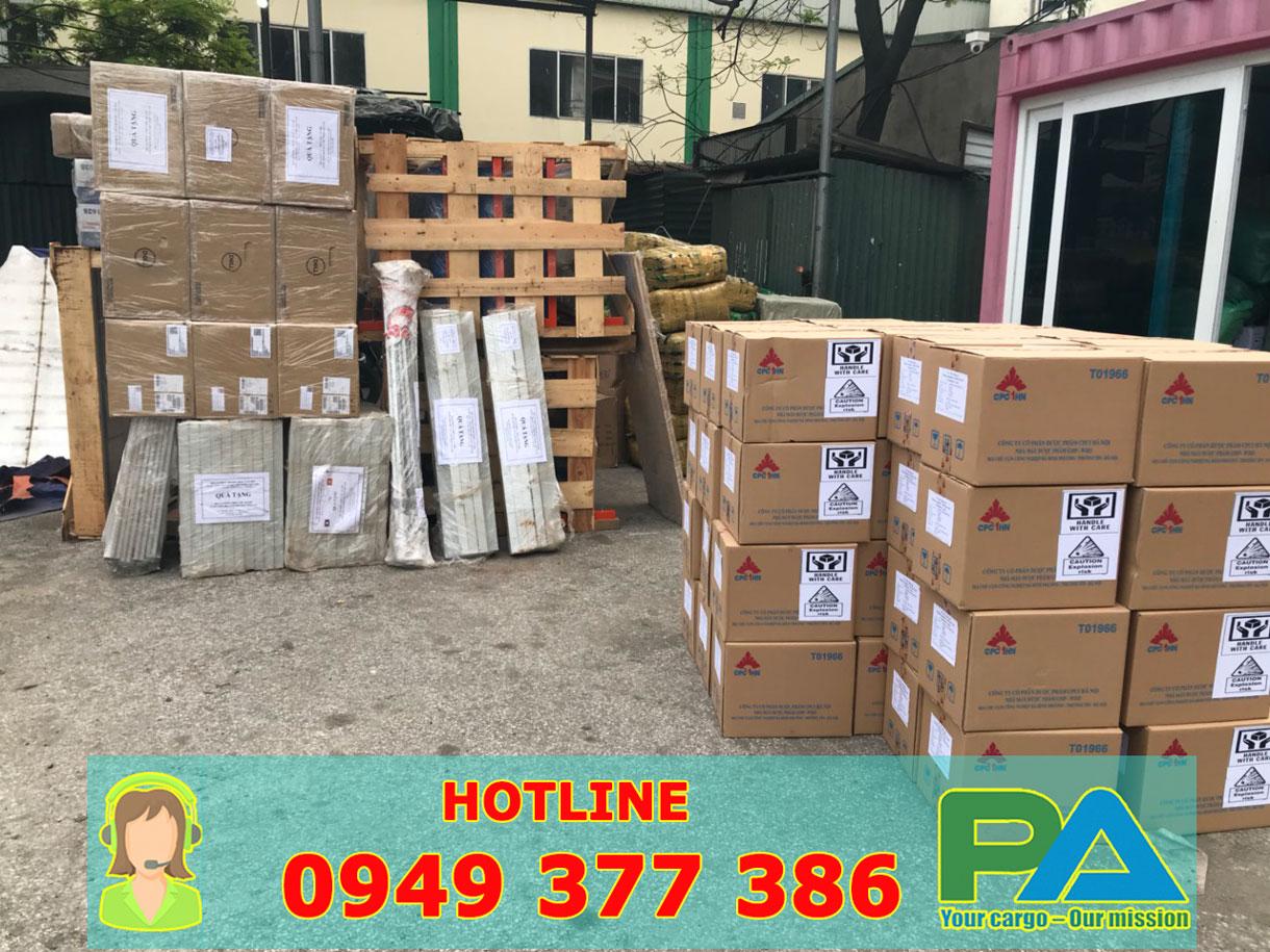 Nhà kho nhận hàng vận chuyển đi Đà Nẵng