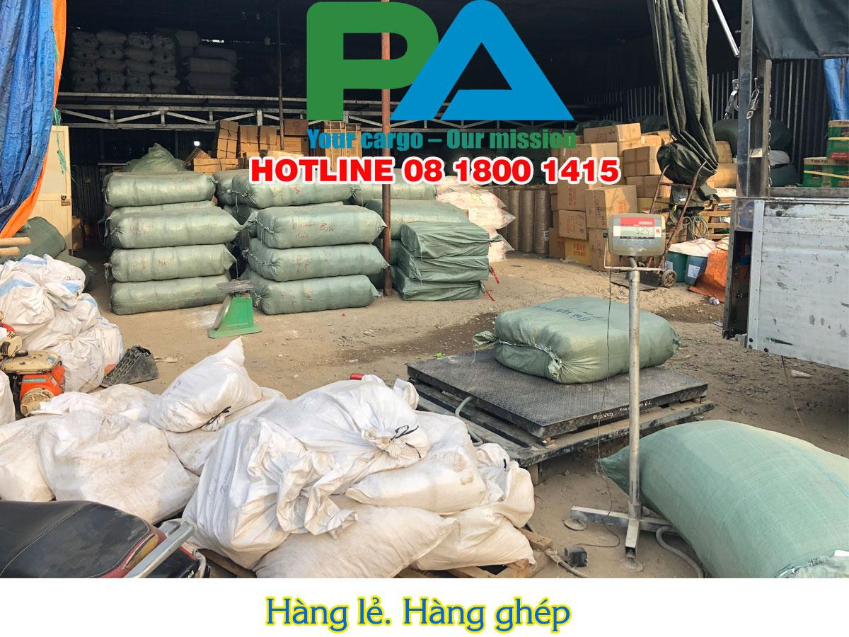 Các loại hàng hóa vận chuyển từ SG đi Đà Nẵng