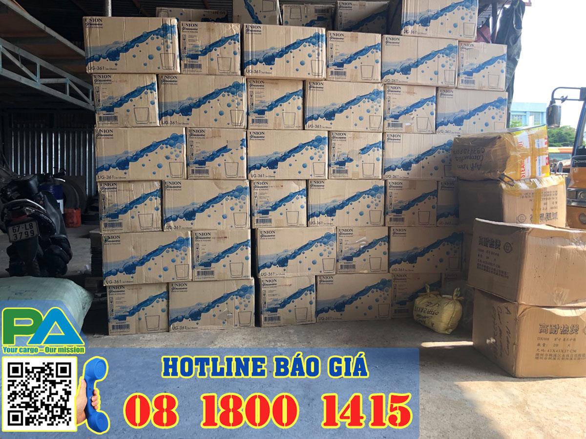 Chành xe chuyển hàng hóa HCM đi Campuchia