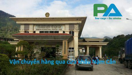 Vận chuyển hàng từ Hà Nội đi Nậm Cắn