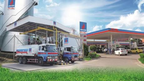 Giá xăng tại Lào giảm
