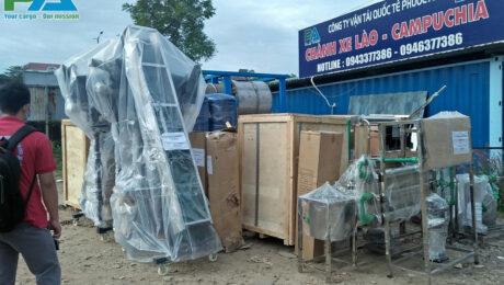 chuyển quần áo từ Hà Nội đi Campuchia